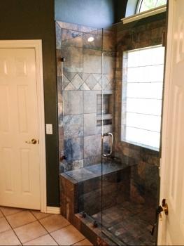 dark-tile-shower