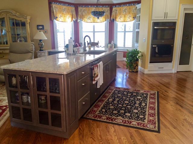kitchen remodel carr plumbing northwest arkansas