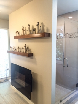 shower-with-fireplace